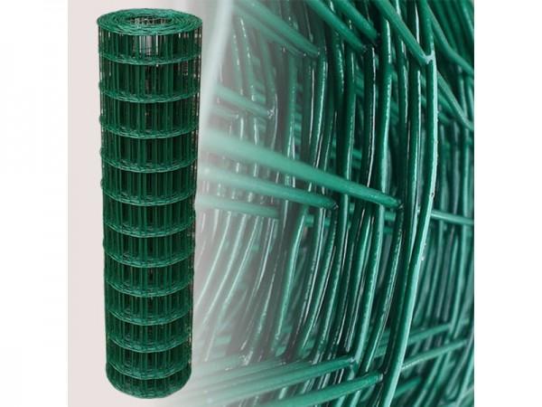 Gartenzaun Grün 100/100 20m 120cm 2,1mm