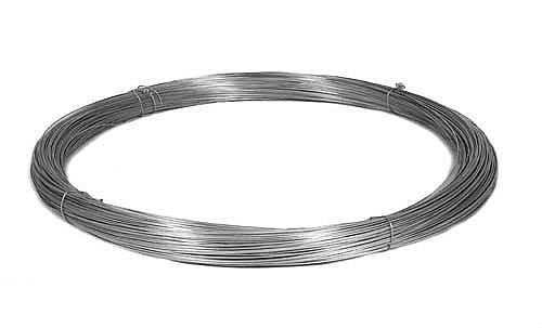 Spanndraht Verzinkt Mild steel 50m 3,4mm
