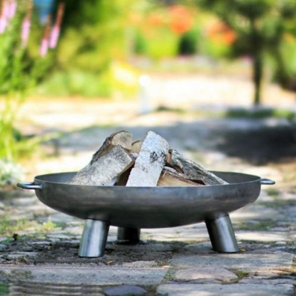 Feuerschale XL 80cm für Garten