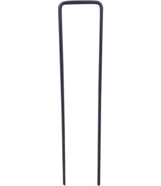 Zaunhering Hering Schwarz 150x25mmx2.70mm 50 Stück
