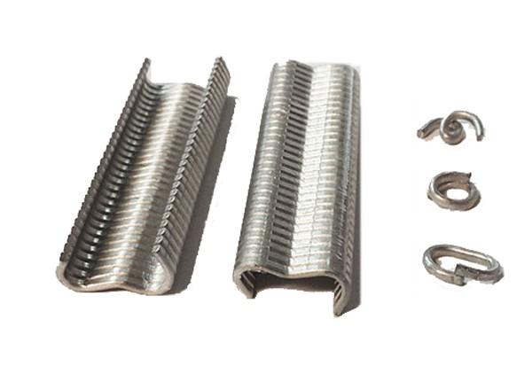 M Ringe 300 Stück 3-9 mm verzinkt