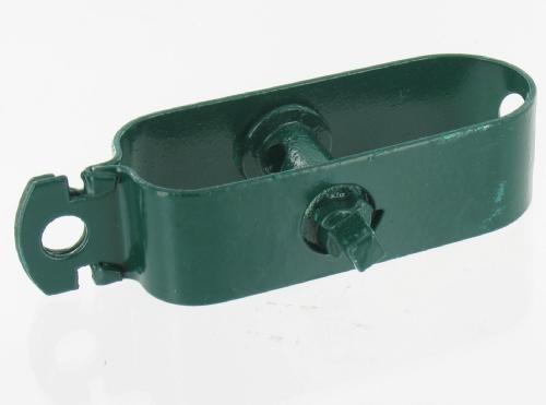 Drahtspanner 130mm grün beschichtet