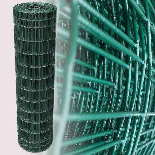 Gartenzaun Grün 120 cm 25 m (50x100 mm)