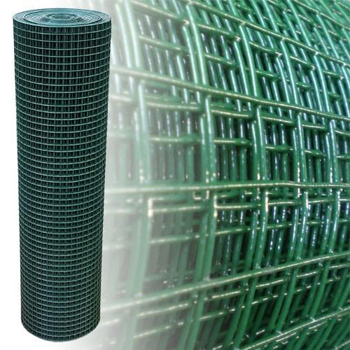 Volierendraht Grün 19x19 12,5m 150cm 1,45mm